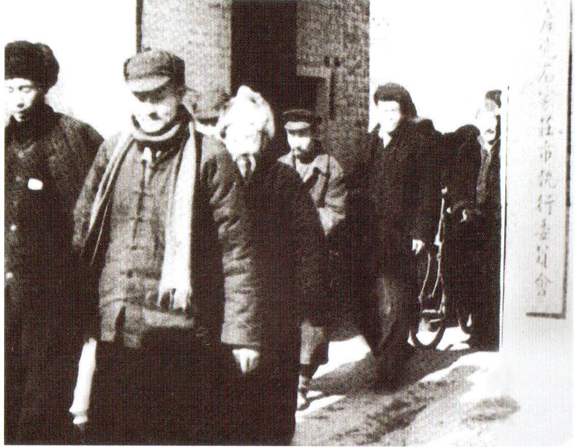 解放初期的石家庄市委