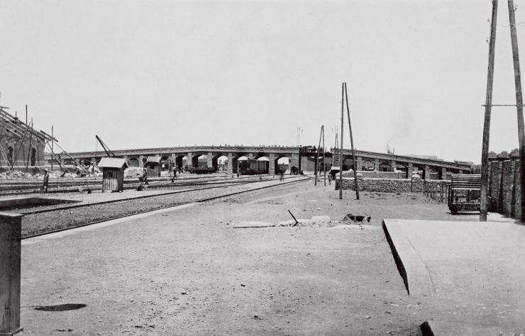 石家庄大石桥
